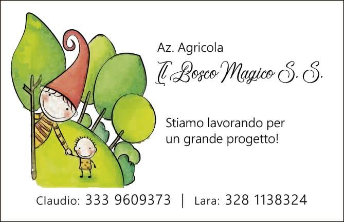 Az. Agricola IL BOSCO MAGICO S.S.